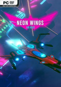 Neon Wings Air Race-DOGE