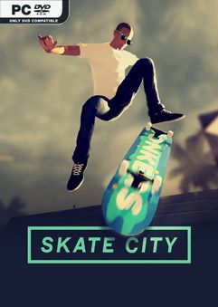 SKATE CITY-DARKSIDERS