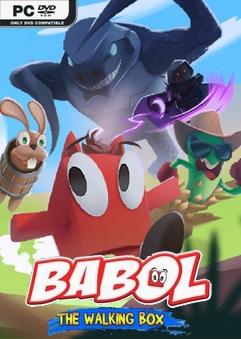 Babol the Walking Box-PLAZA