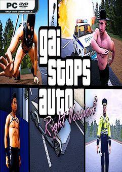 GAI Stops Auto Right Version Simulator-PLAZA