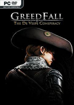 GREEDFALL THE DE VESPE CONSPIRACY-FLT