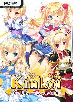 Kinkoi Golden Loveriche-DARKSiDERS