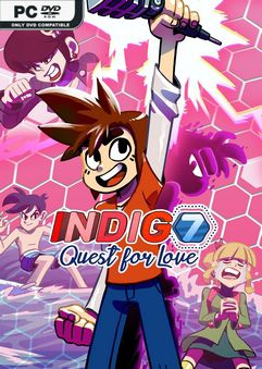 Indigo 7-DARKSiDERS