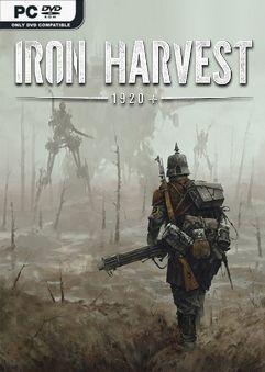 Iron Harvest Deluxe Edition v1.2.2.2395-GOG