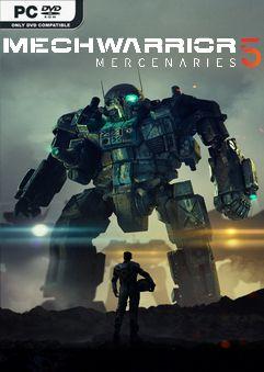 MechWarrior 5 Mercenaries v1.1.300-P2P