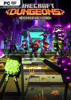 Minecraft Dungeons Echoing Void-CODEX