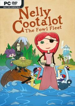 Nelly Cootalot The Fowl Fleet Build 6456157