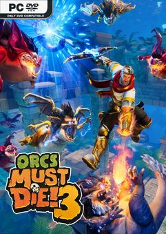 Orcs Must Die 3-Repack