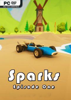 Sparks Episode One-DARKSiDERS