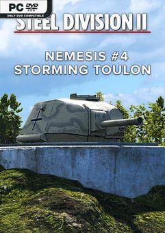 Steel Division 2 Nemesis 4 Storming Toulon-CODEX