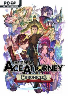 The Great Ace Attorney Chronicles-Repack