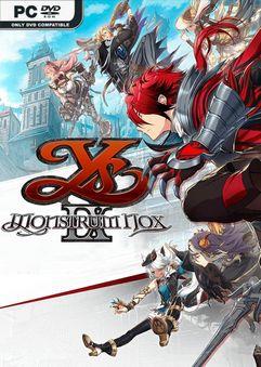 Ys IX Monstrum Nox-FLT