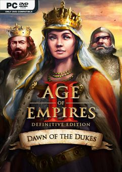 AGE OF EMPIRES II DEFINITIVE EDITION DAWN OF THE DUKES-CDX