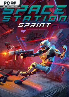 Space Station Sprint-DARKSiDERS
