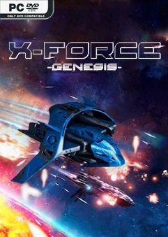 X Force Genesis-DARKSiDERS