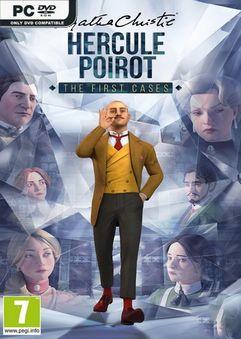 Agatha Christie Hercule Poirot The First Cases-FLT