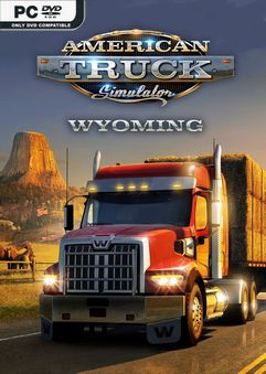 American Truck Simulator Wyoming-CODEX