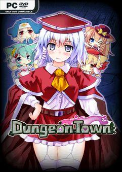 Dungeon Town-DARKSiDERS