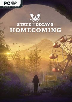 STATE OF DECAY 2 JUGGERNAUT EDITION HOMECOMING-CODEX