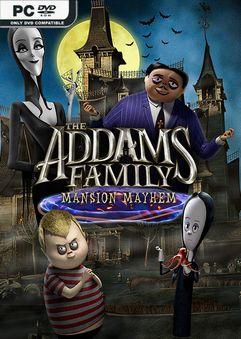 The Addams Family Mansion Mayhem-CODEX