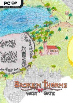 Broken Thorns West Gate-DARKSiDERS