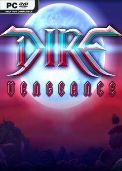 Dire Vengeance-DARKSiDERS