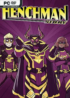 Henchman Story-DARKSiDERS