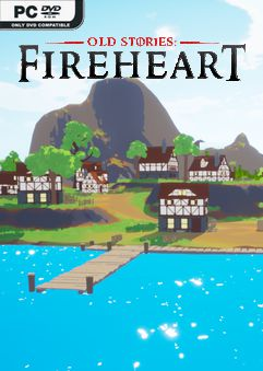 Old Stories Fireheart-DARKSiDERS