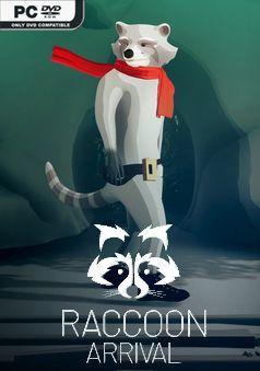 Raccoon Arrival-Repack