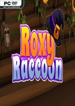 Roxy Raccoon-PLAZA