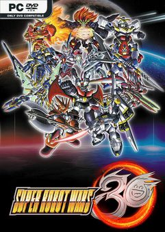 Super Robot Wars 30-FLT