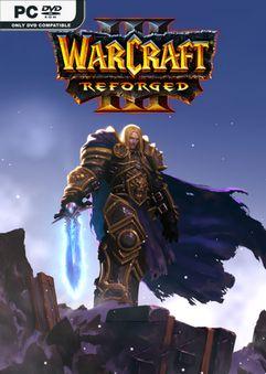 Warcraft III Reforged HD v1.32.9.16207-P2P